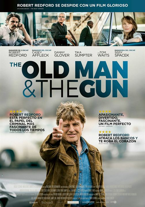 The Old Man & The Gun : Cartel