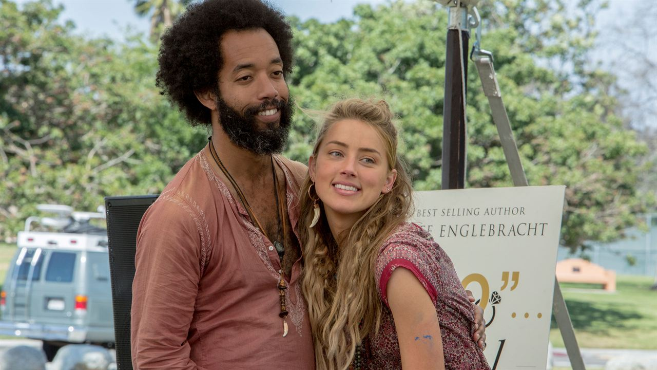 I Do... Until I Don't : Foto Amber Heard, Wyatt Cenac