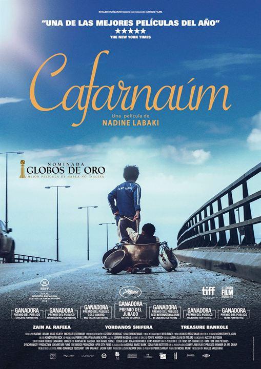 Cafarnaúm : Cartel