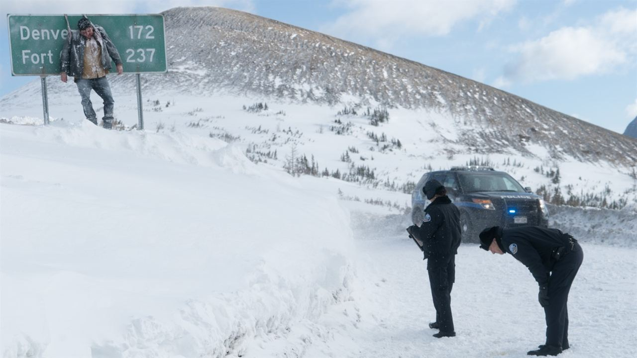 Venganza bajo cero : Foto Emmy Rossum, John Doman