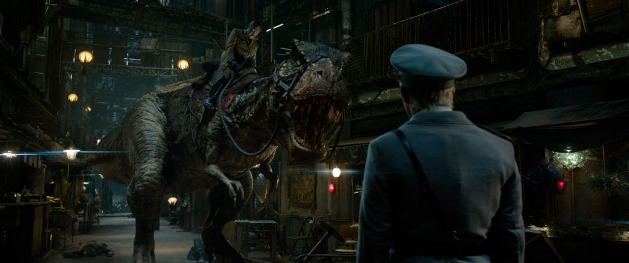 Iron Sky: The Coming Race : Foto