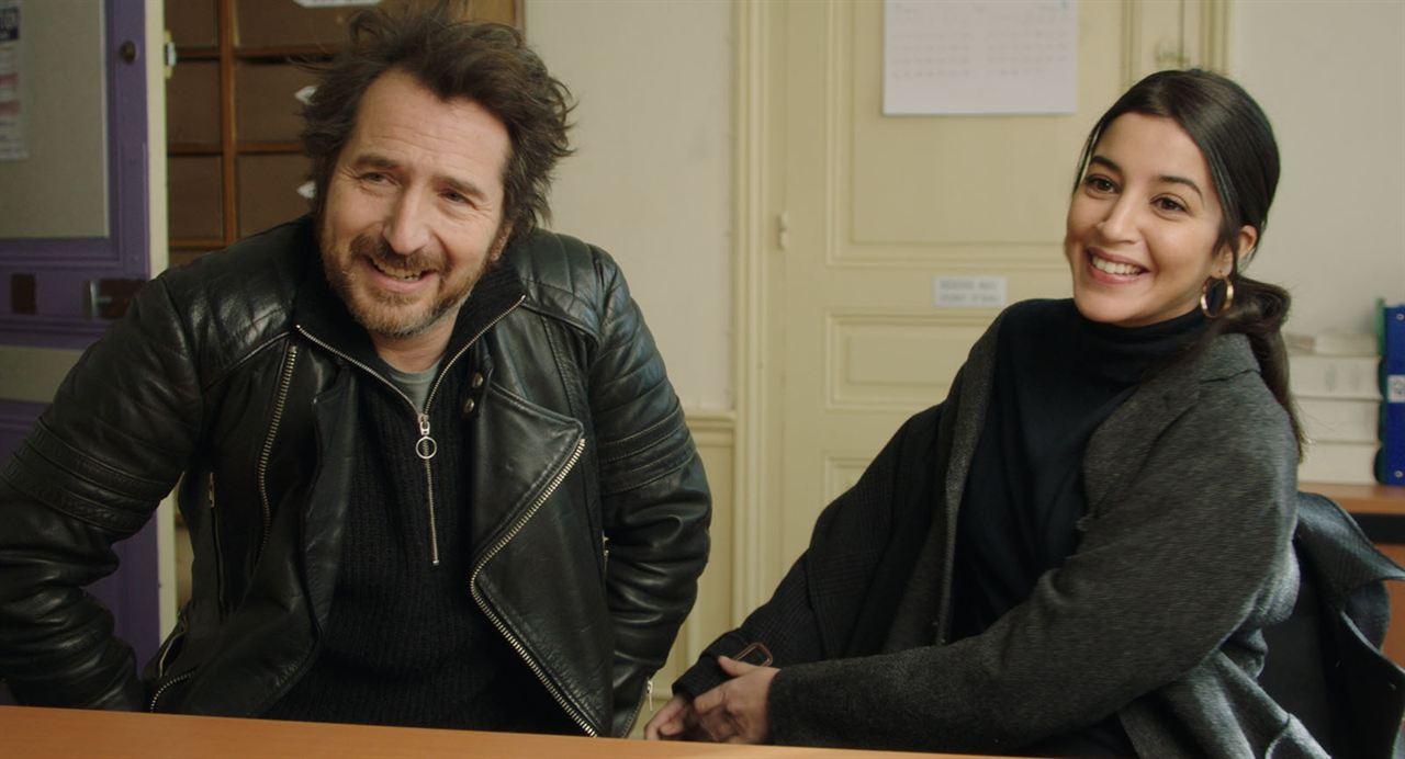 Foto Edouard Baer, Leïla Bekhti