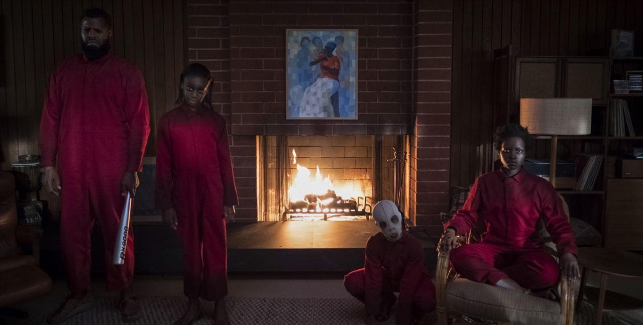 Nosotros : Foto Lupita Nyong'o, Shahadi Wright Joseph, Winston Duke