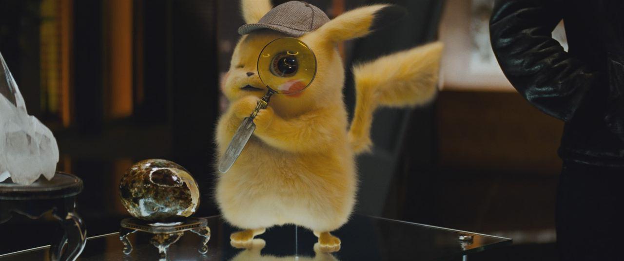 Pokémon Detective Pikachu : Foto