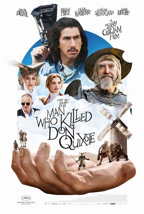 El hombre que mató a Don Quijote : Cartel