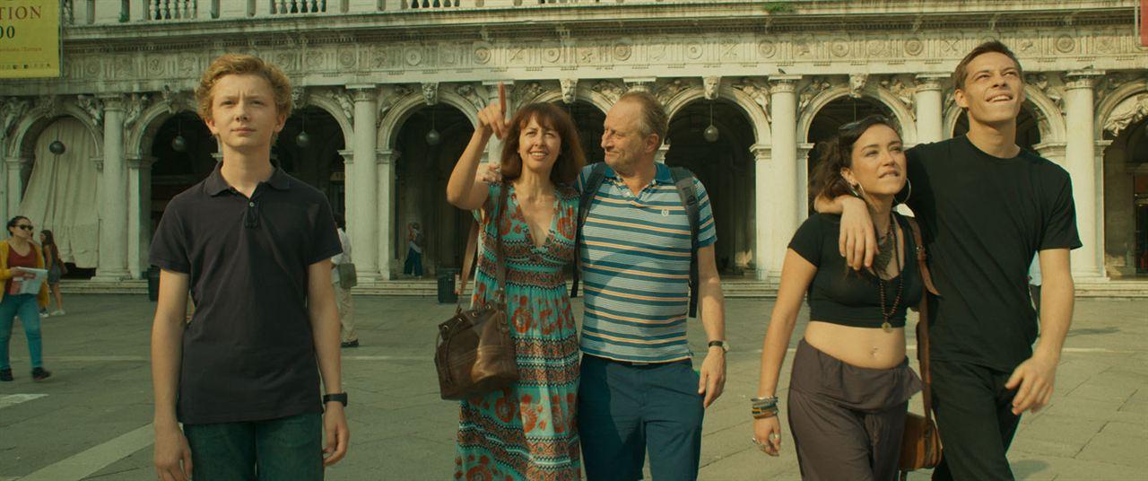 Venecia no está en Italia : Foto Benoît Poelvoorde, Coline D'Inca, Eugène Marcuse, Helie Thonnat, Valérie Bonneton