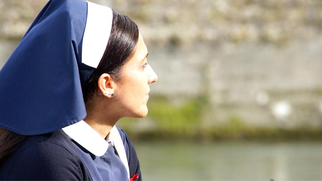 Hospitalarios, las manos de la Virgen : Foto