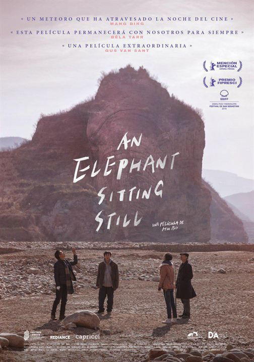 An Elephant Sitting Still : Cartel
