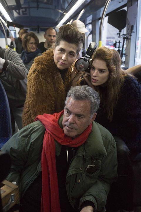 A Tramway in Jerusalem : Foto Keren Mor, Yuval Sherf