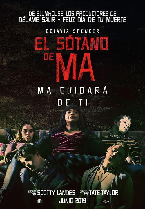 El sótano de Ma : Cartel