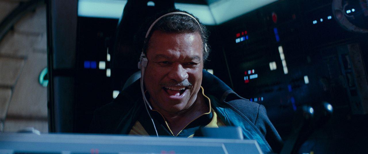 Star Wars: El Ascenso de Skywalker : Foto Billy Dee Williams