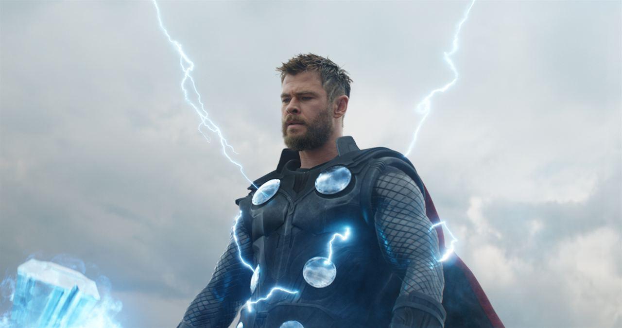 Vengadores: Endgame : Foto Chris Hemsworth