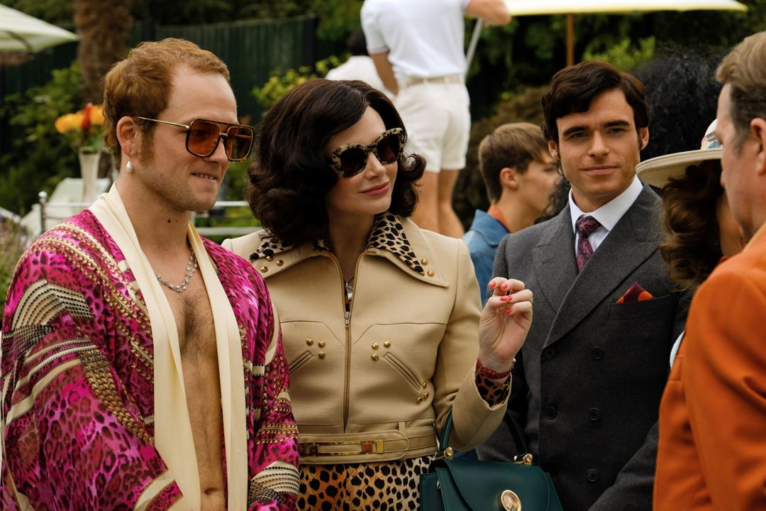 Rocketman : Foto Bryce Dallas Howard, Richard Madden, Taron Egerton