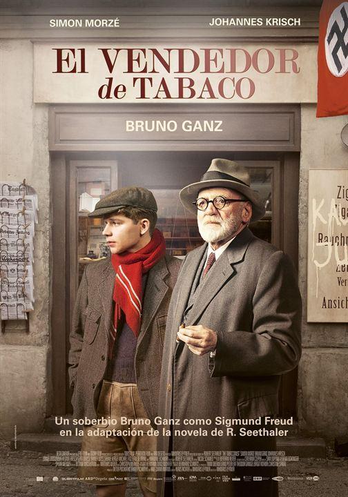 El vendedor de tabaco : Cartel