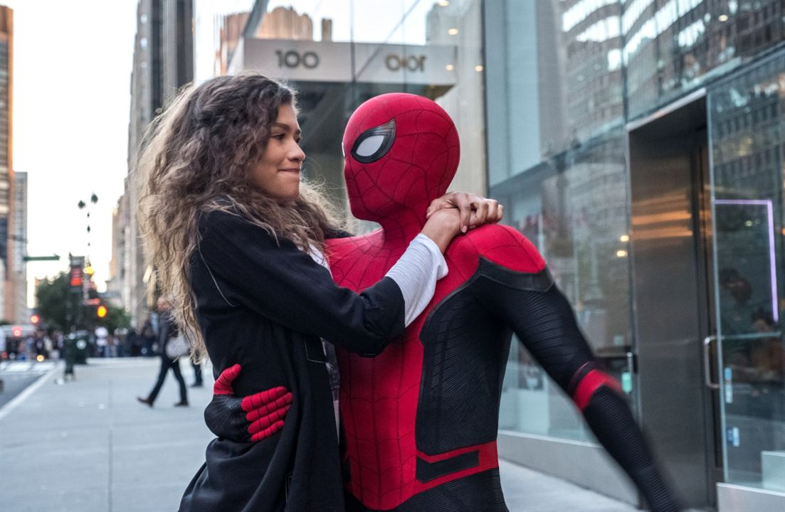 Spider-Man: Lejos de casa : Foto Tom Holland, Zendaya