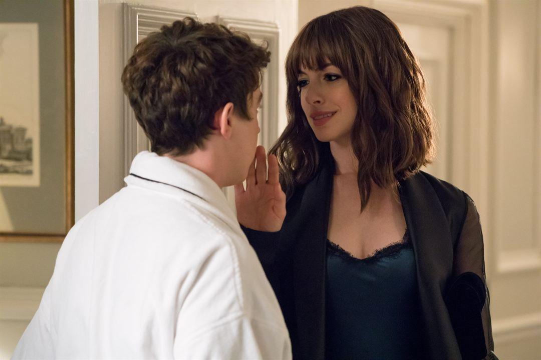 Timadoras compulsivas : Foto Alex Sharp (II), Anne Hathaway