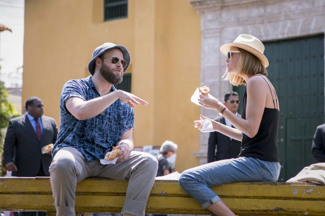 Casi imposible : Foto Charlize Theron, Seth Rogen