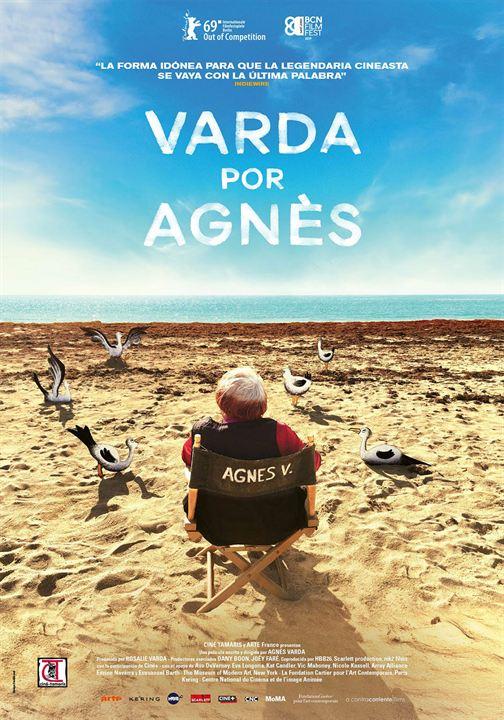 Varda por Agnès : Cartel