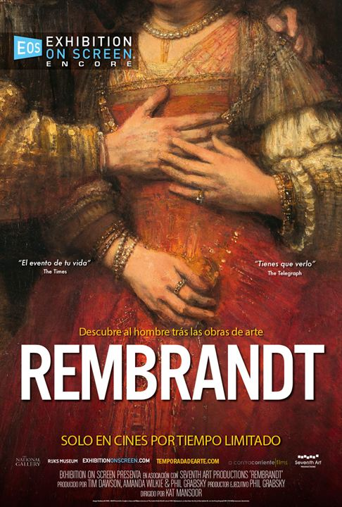 Rembrandt : Cartel