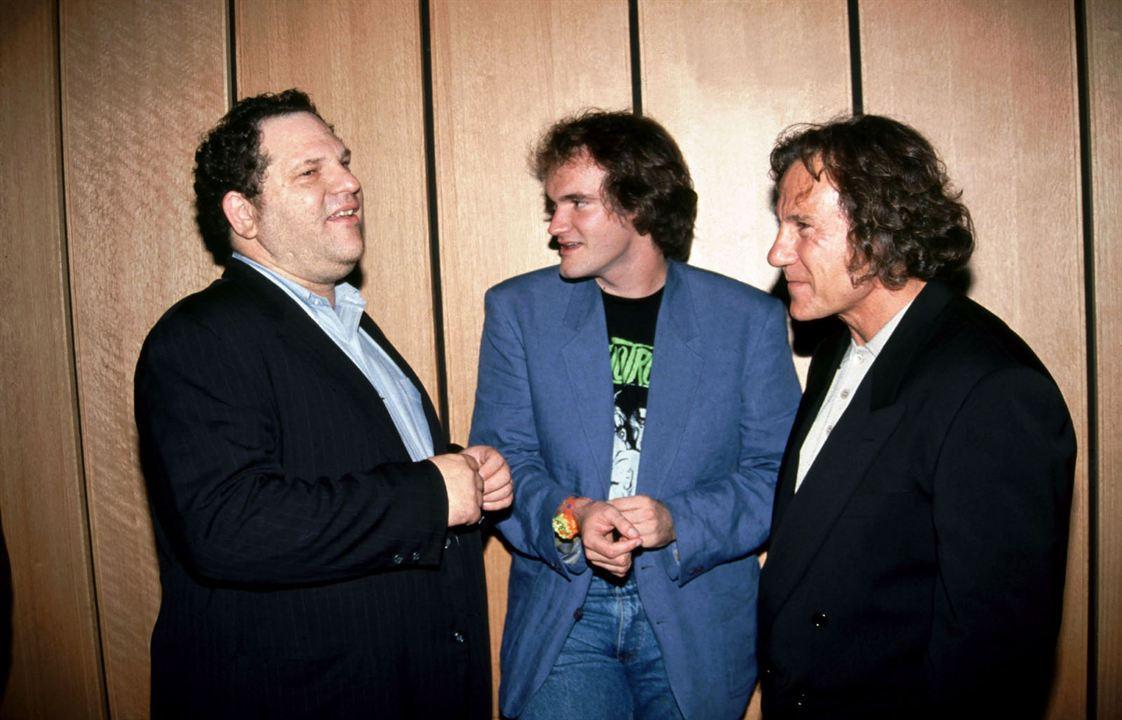 Untouchable : Foto Harvey Weinstein, Quentin Tarantino
