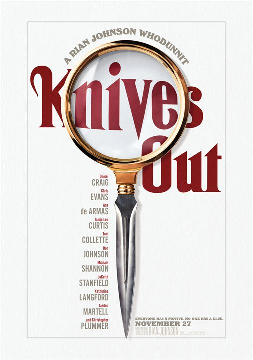 Knives Out : Cartel