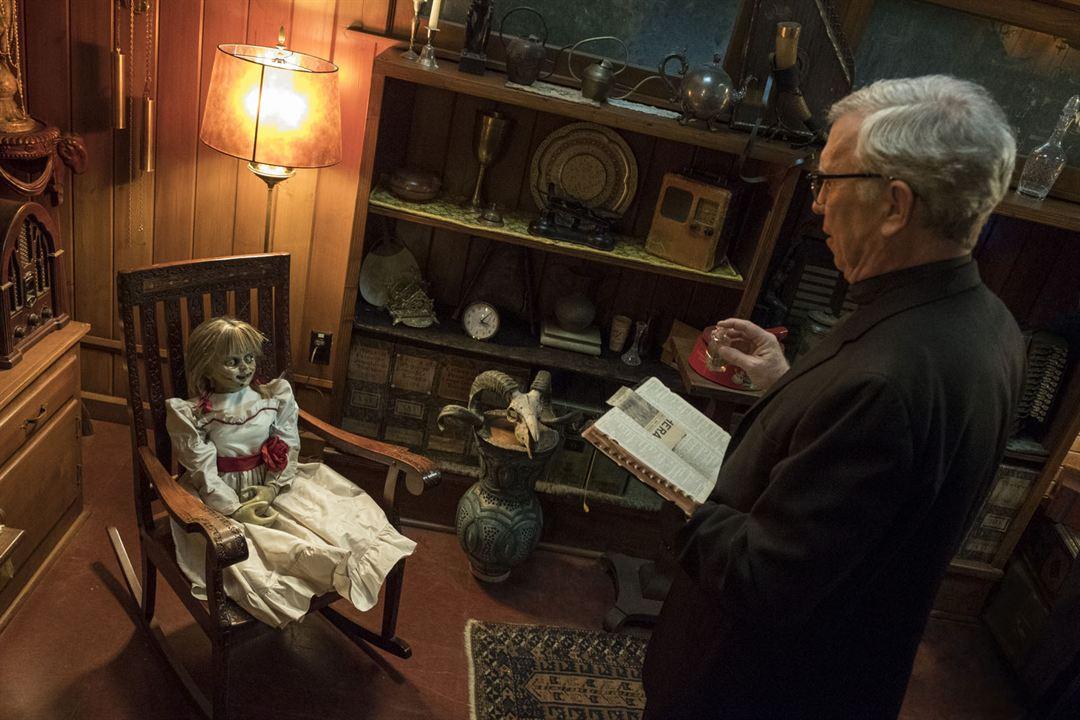 Annabelle vuelve a casa : Foto Steve Coulter