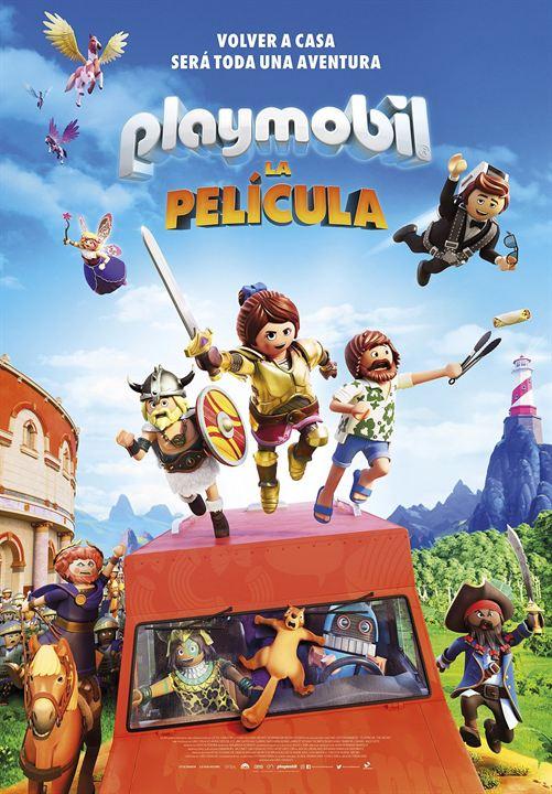 Playmobil: La película : Cartel