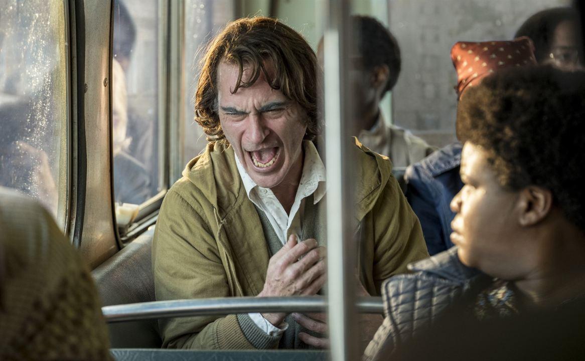 Joker : Foto Joaquin Phoenix