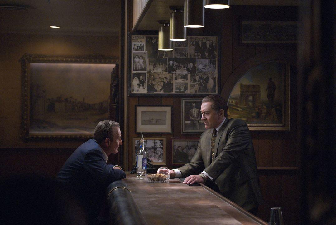 El irlandés : Foto Joe Pesci, Robert De Niro