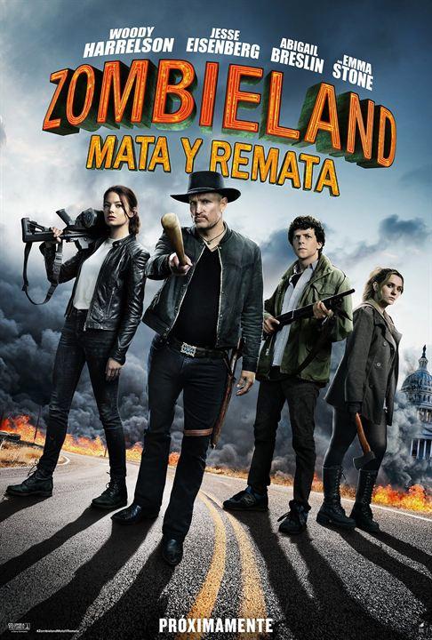 Maratón Zombieland : Cartel