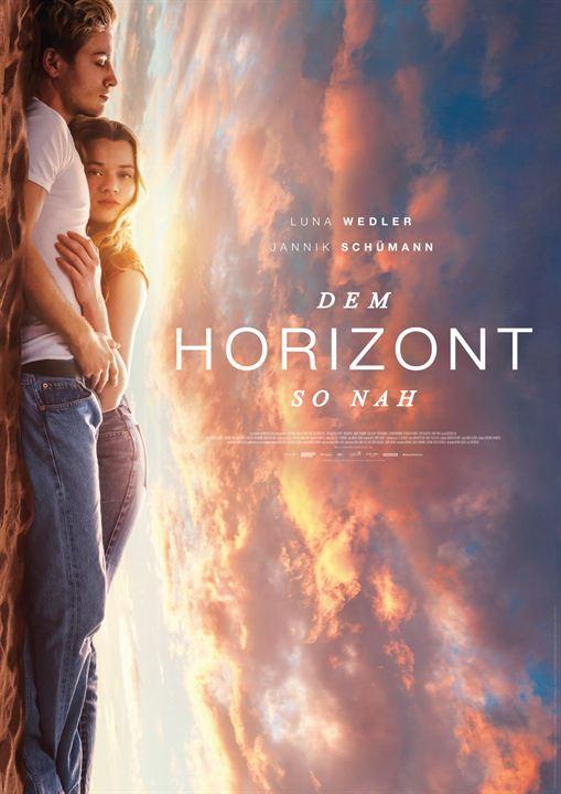 Cerca del horizonte : Cartel