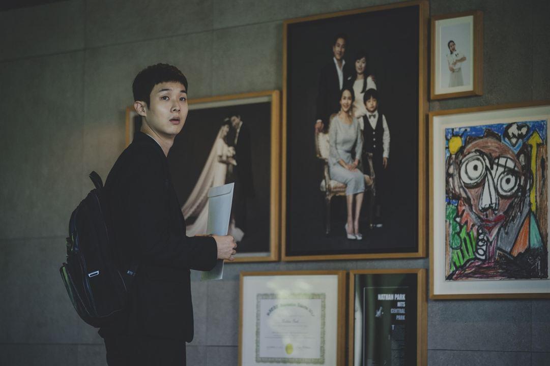 Parásitos : Foto Woo-sik Choi