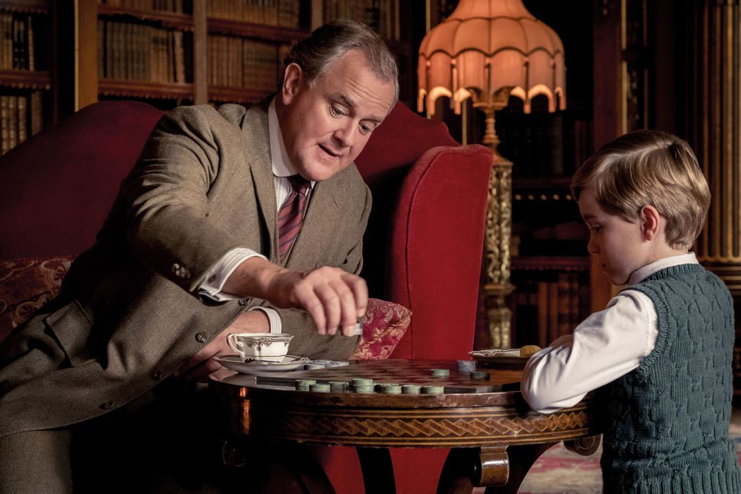 Downton Abbey: Hugh Bonneville