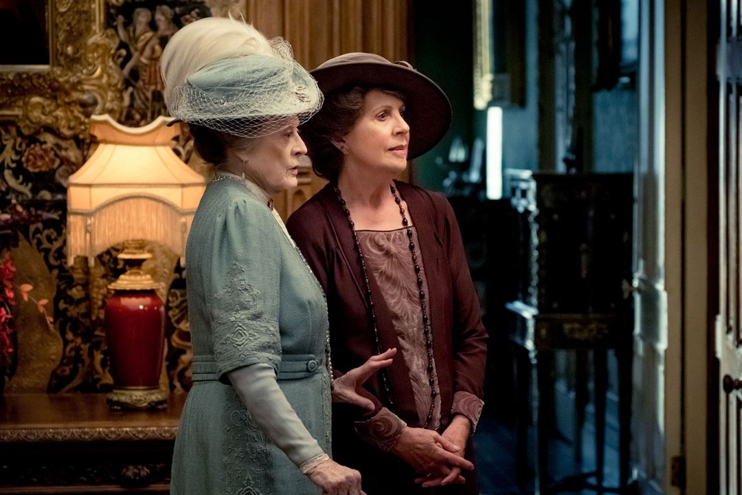 Downton Abbey : Foto Maggie Smith, Penelope Wilton