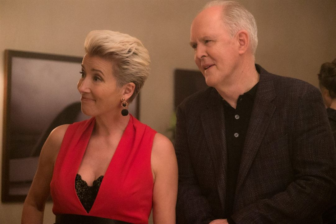 Late Night : Foto Emma Thompson, John Lithgow