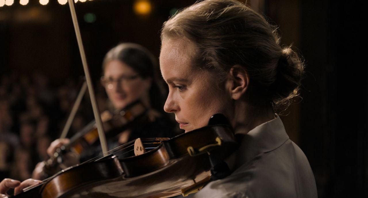 La audición : Foto Nina Hoss