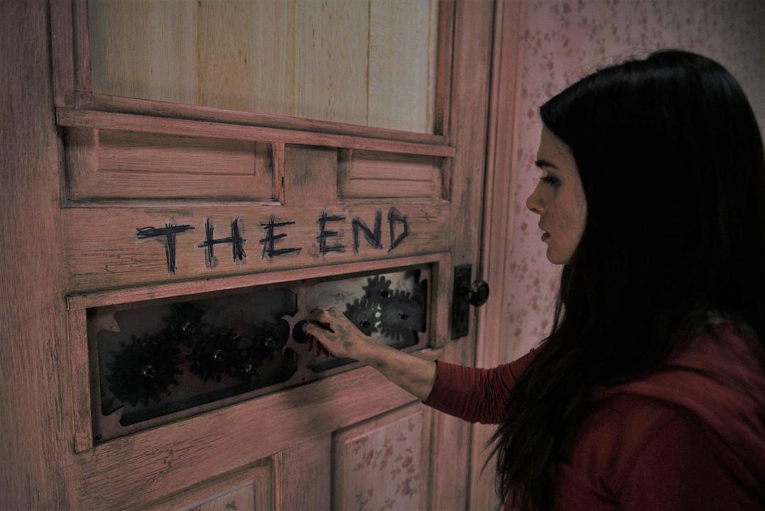 La casa del terror : Foto Katie Stevens