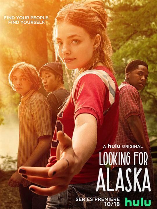 Buscando a Alaska : Cartel