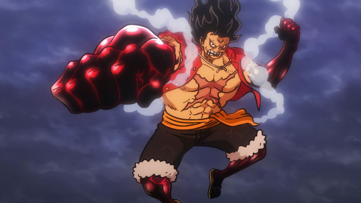 One Piece: Estampida : Foto