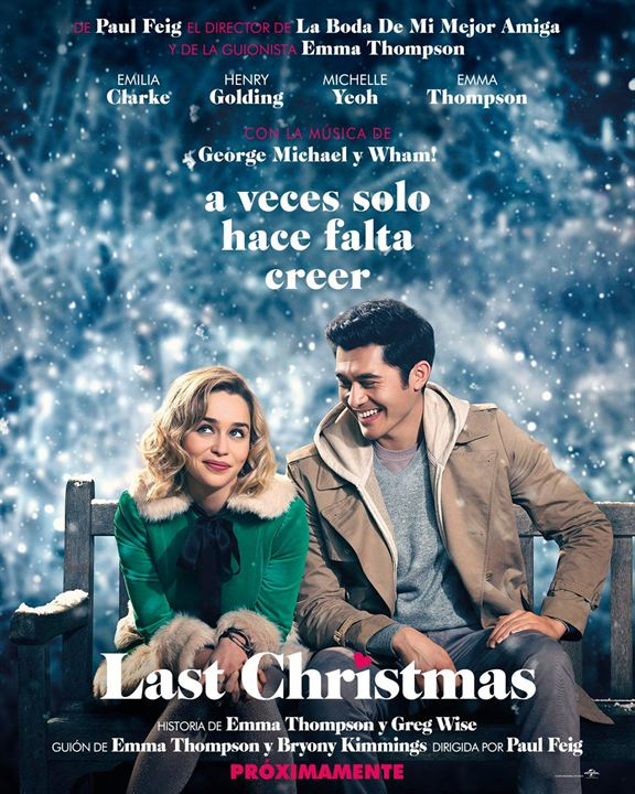 Last Christmas : Cartel