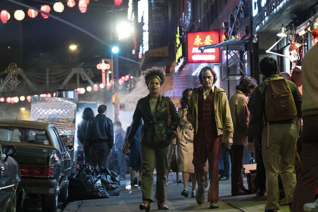 Joker : Foto Joaquin Phoenix, Zazie Beetz