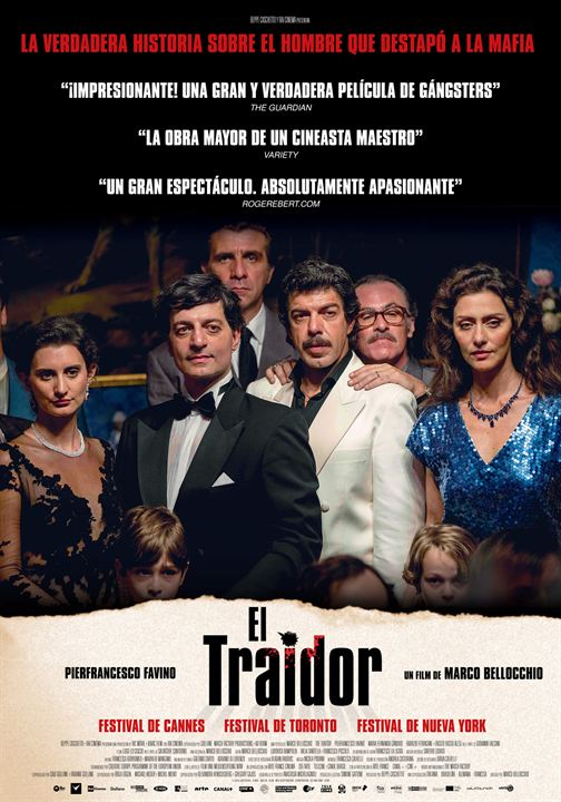 El traidor : Cartel