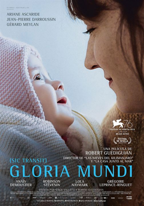 Gloria Mundi : Cartel