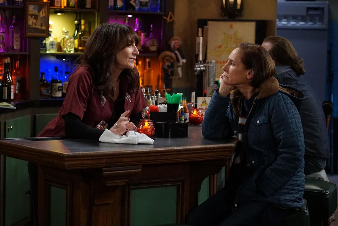 Foto Katey Sagal, Laurie Metcalf