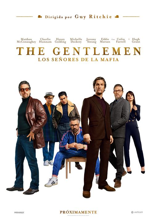 The Gentlemen: Los señores de la mafia : Cartel