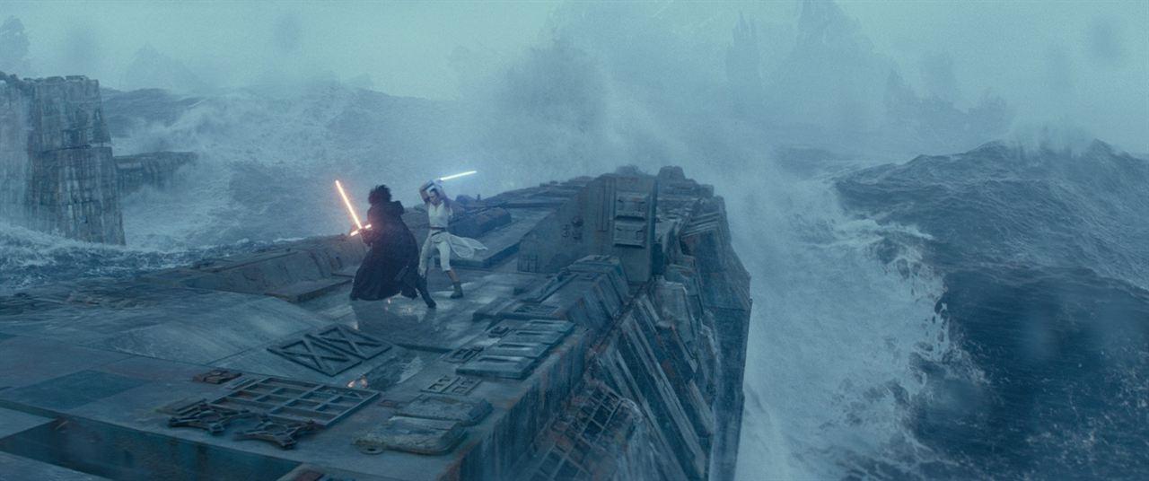 Star Wars: El Ascenso de Skywalker : Foto Adam Driver, Daisy Ridley