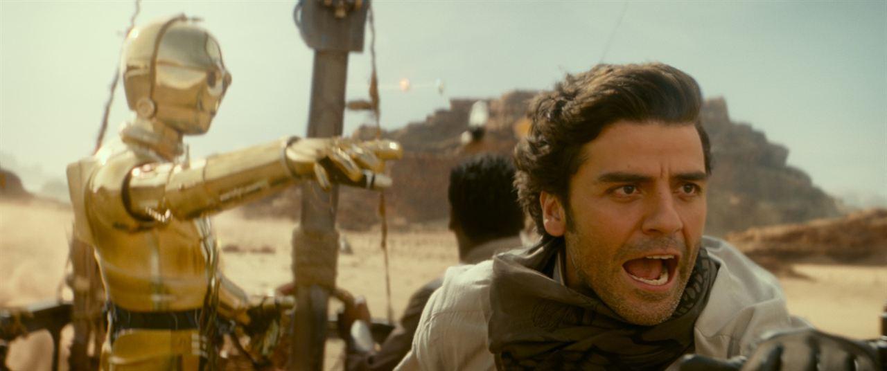 Star Wars: El Ascenso de Skywalker : Foto Oscar Isaac