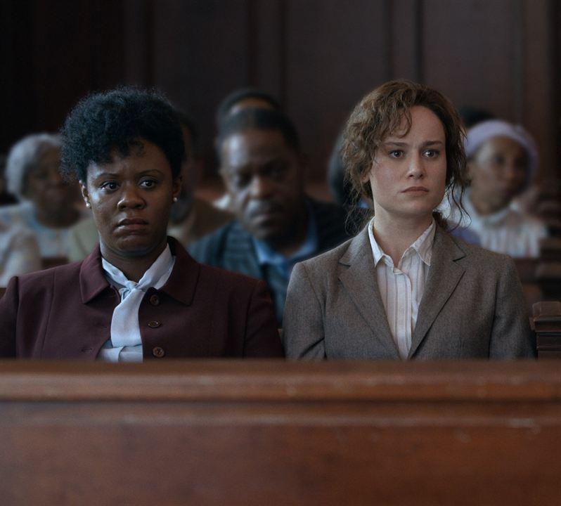 Cuestión de justicia : Foto Brie Larson