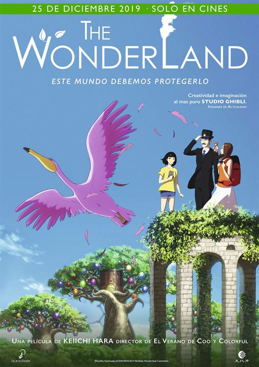 The Wonderland : Cartel