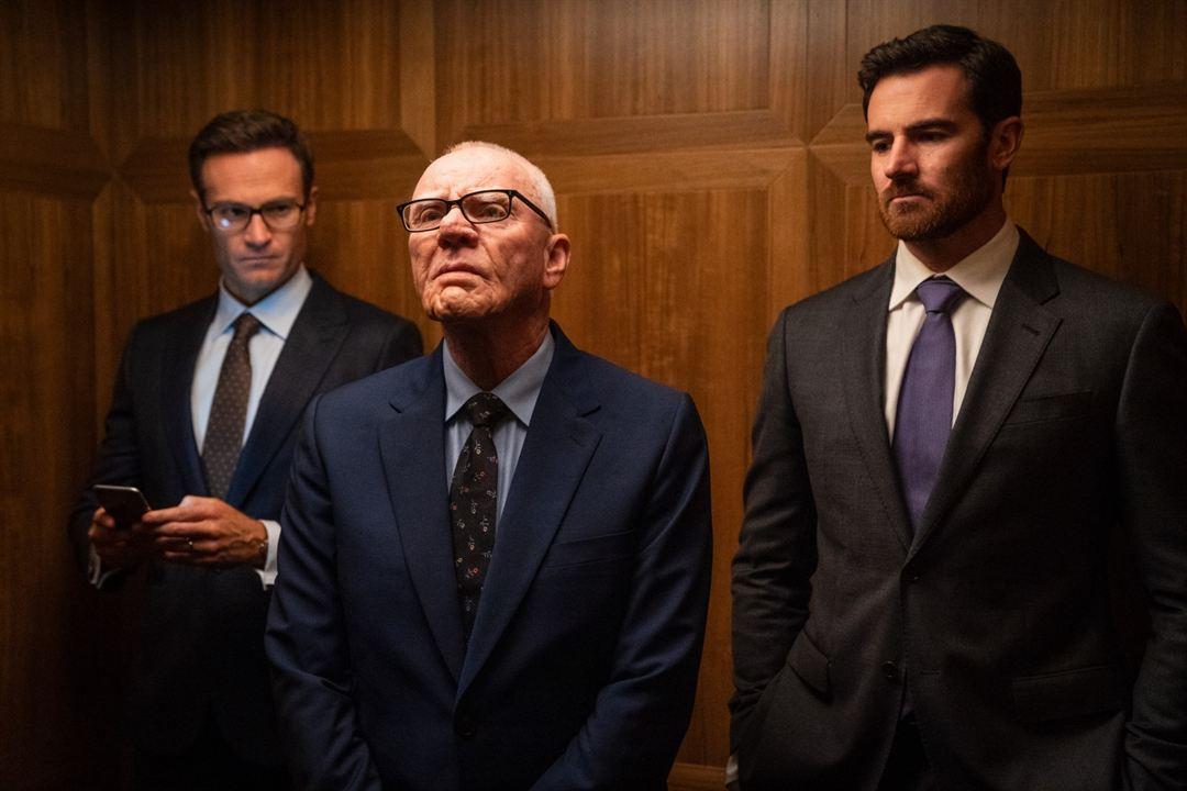 El escándalo (Bombshell) : Foto Ben Lawson, Josh Lawson, Malcolm McDowell